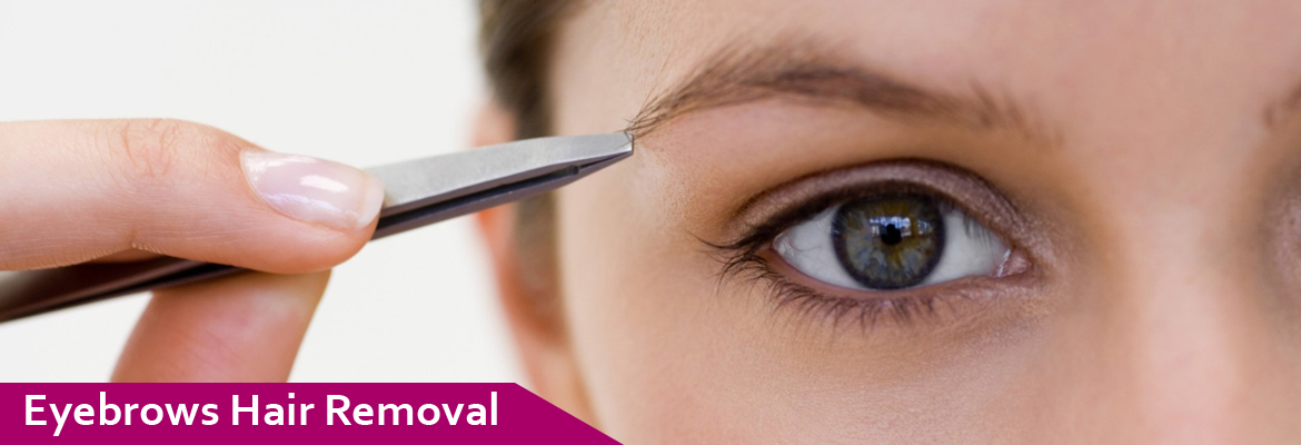Eyebrows Hair Removal